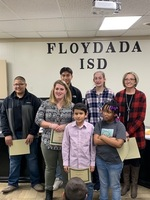 November Student and Staff of the Month