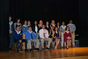 Congratulations to the NHS Inductees